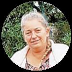 Εύη Προδρόμου-Ψούνου, συνιδιοκτήτρια της αγροτικής εκμετάλλευσης Yanni's Olive Grove