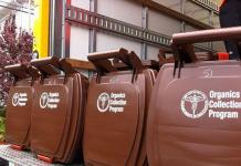 ΑΜΘ: Έρχονται οι «καφέ» κάδοι για οργανικά απόβλητα