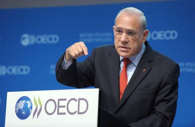Άνχελ Γκουρία: Η Ελλάδα είναι στον σωστό δρόμο για την ανάπτυξη