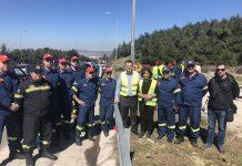 Η ΠΚΜ φύτευσε 1.500 βραδυφλεγή φυτά για την πυροπροστασία του Σέιχ Σου