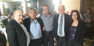 Τον Περιφερειάρχη Πελοποννήσου συνάντησαν μέλη του Συλλόγου Κυνηγών Μεγαλόπολης