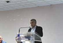 K. Αγοραστός: «150.000 στρέμματα καλλιεργειών αρδεύονται χάρη στη λίμνη Κάρλα»