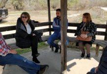 Επίσκεψη της Τελιγιορίδου στο Νομό Σερρών