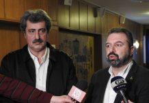 Οι καταστροφές της πρόσφατης θεομηνίας στην Κρήτη στο επίκεντρο συνάντησης Αραχωβίτη με Πολάκη