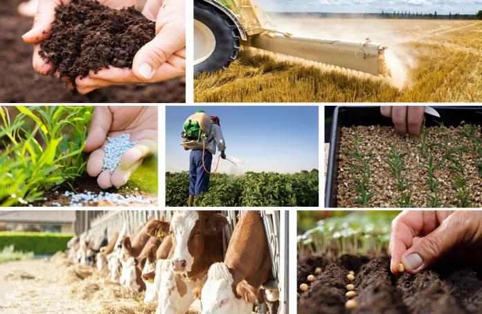 Κόστος παραγωγής: Αύξηση 0,9% σε γεωργία και κτηνοτροφία τον Ιανουάριο του 2019 σε σύγκριση με το 2018