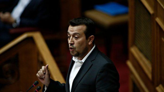 ΝΙΚΟΣ ΠΑΠΠΑΣ, Υπουργός Ψηφιακής Πολιτικής, Τηλεπικοινωνιών και Ενημέρωσης