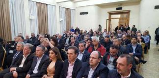 Πραγματοποιήθηκε το Συντονιστικό Συμβούλιο του ΓΕΩΤ.Ε.Ε. στην Πάτρα
