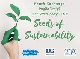 Συμμετοχή ΚΕΑΝ στο Ευρωπαϊκό Πρόγραμμα Ανταλλαγής Νέων «Seeds of Sustainability»