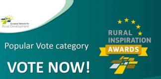 Βράβευση έργων αγροτικής ανάπτυξης: Ανοιχτή ψηφοφορία