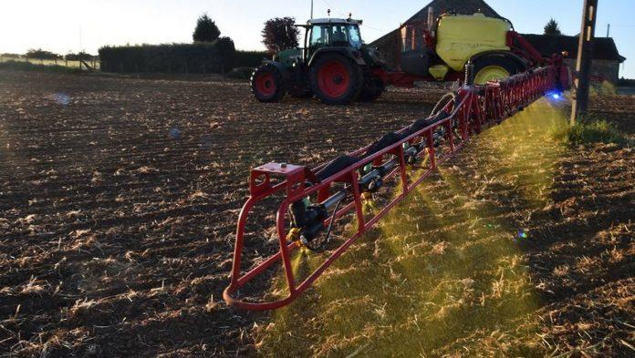 Γαλλία: Υπεγράφη «συμβόλαιο» για τη μείωση της χρήσης φυτοπροστατευτικών προϊόντων