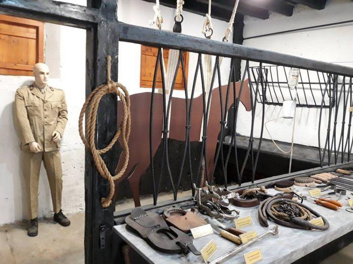Ένα ιστορικό μουσείο κτηνιατρικού και ιππωνειακού υλικού στη Γέφυρα Θεσσαλονίκης