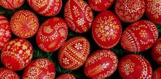 Έθιμα του Πάσχα στα Βαλκάνια - Αναπόσπαστο κομμάτι των παραδόσεων το κόκκινο αυγό