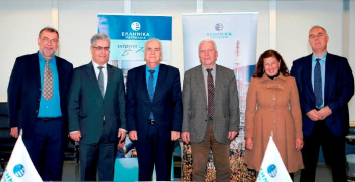 Ελληνικά Πετρέλαια και Πανεπιστήμιο Δυτικής Αττικής υπέγραψαν τριετή Στρατηγική Συνεργασία