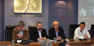 ΗΑιτωλοακαρνανίαείναιοπιο παραγωγικός νομόςτης χώρας, δήλωσε ο Αραχωβίτης από το Αγρίνιο