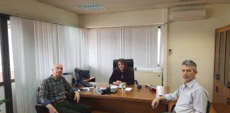 Στον ΕΦΕΤ η κ. Τελιγιορίδου για τους ελέγχους τροφίμων ενόψει Πάσχα