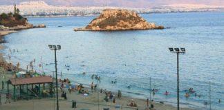Έτοιμη να υποδεχτεί τους επισκέπτες η παραλία Βοτσαλάκια του Πειραιά