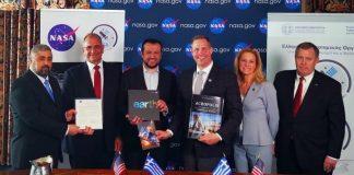 Ιστορικής σημασίας χαρακτηρίζουν τη συμφωνία που υπέγραψε ο ΕΛΔΟ με τη NASA, Έλληνες επιστήμονες