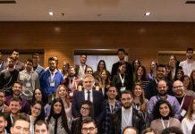 Χρήστος Μεγάλου: To Project Future στηρίζει με συνέπεια τους νέους
