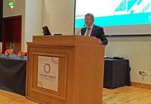ο Ιρλανδός υπουργός Φυσικών Πόρων και Ψηφιακής Ανάπτυξης, Sean Canney