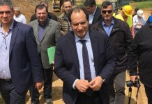 Χρ. Σπίρτζης: Άρχισαν τα έργα στον νέο αυτοκινητόδρομο Πατρών-Πύργου