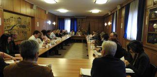 Σύσκεψη στο ΥπΑΑΤ με παραγωγικούς φορείς για το ενδεχόμενο επιβολής δασμών από τις ΗΠΑ