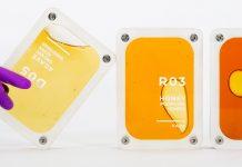 Μια φουτουριστική συσκευασία μελιού εμπνευσμένη από την ταινία «2001: Οδύσσεια του Διαστήματος»