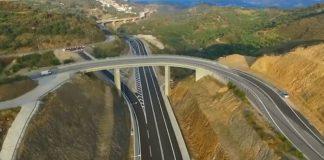Δόθηκε στην κυκλοφορία η γέφυρα του Χαμεζίου στην Κρήτη