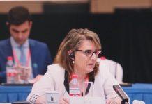 Για τα οφέλη της ψηφιακής γεωργίας μίλησε η Τελιγιορίδου σε διάσκεψη στην Κίνα