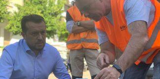 Ν. Παππάς στο Κερατσίνι: Επενδύσεις 4 δισ. για δίκτυα νέας γενιάς