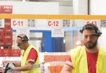 Στην Ελλάδα εφαρμόζει για πρώτη φορά πρωτοποριακή τεχνολογία στη διαχείριση αποθήκης η Coca -Cola
