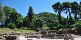 Σύνδεση της Αρχαίας Ολυμπίας με τη Θάλασσα