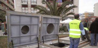 Τοποθετήθηκαν οι πρώτοι υπόγειοι κάδοι στο Δήμο Κερατσινίου-Δραπετσώνας