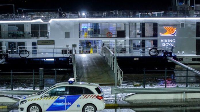 Βουδαπέστη: Στους 7 οι νεκροί στο ναυάγιο πλοίου που μετέφερε τουρίστες στο Δούναβη