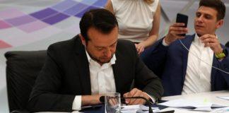 Υπεγράφη η σύμβαση για το VAR