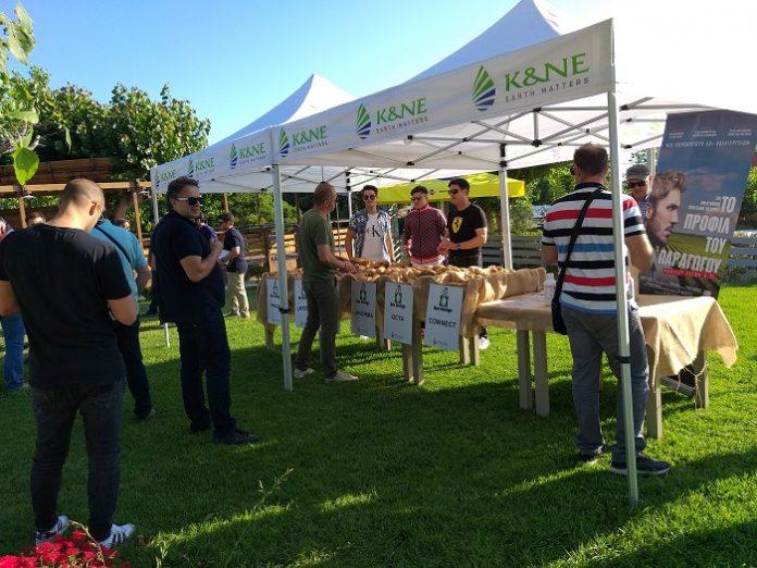 Μεγάλη προσέλευση στην εκδήλωση - έκθεση ποικιλιών πατάτας της Κ&Ν Ευθυμιάδης ΑΒΕΕ στην Ηλεία