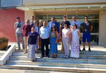 Την Αναπτυξιακή Εύβοιας επισκέφτηκε αντιπροσωπεία Ομάδων Τοπική Δράσης από την Λιθουανία