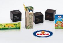 Τριπλή διάκριση για τις συσκευασίες της ΗΛΙΟΣ στα Packaging Innovation Awards 2019