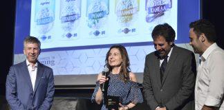 «Χρυσή» η Agrino για τις συσκευασίες της νέας σειράς ρυζογκοφρετών