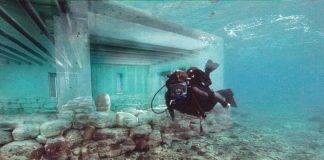 Υποβρύχιες διαδρομές για κολυμβητές πάνω από τον βυθισμένο οικισμό στο Παυλοπέτρι