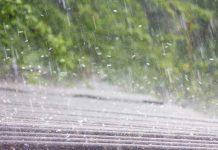 Αλλάζει ο καιρός: Χαλάζι στην Ζαγορά Πηλείου (βίντεο)