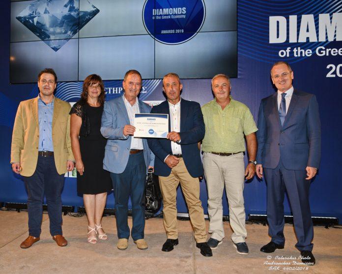Διαμάντι της Ελληνικής Οικονομίας για 2η συνεχόμενη χρονιά ο ΑΣ Ζαγοράς