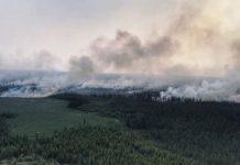 Eξακολουθούν να μαίνονται οι καταστροφικές πυρκαγιές στη Σιβηρία