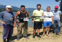 Με επιτυχία ο 14ος διαγωνισμός ψαρέματος στη Λίμνη Πλαστήρα