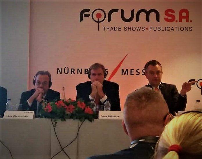 Στη γερμανική Nurnberg Messe περνάει το 80% της Forum