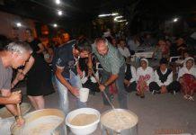 Γιορτή τραχανά στο Ακράσι Λέσβου