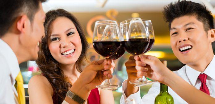 ΚΕΟΣΟΕ: Παρά την πτώση, η κινεζική αγορά οίνου παραμένει ελπιδοφόρα