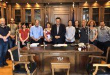 Η Κοινοπραξία Συνεταιρισμών ΟΠ Ημαθίας ευχαριστεί όλους τους φορείς για την επιτυχημένη ολοκλήρωση ελέγχων από τις κινεζικές αρχές