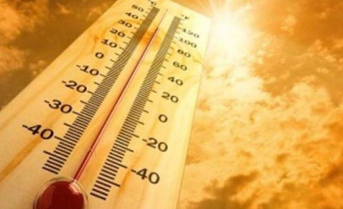 Κύμα ζέστης με θερμοκρασίες έως και 41 βαθμούς Κελσίου από την Τετάρτη 3/7