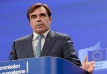 Ο Μαργαρίτης Σχοινάς η ελληνική πρόταση για την Ευρωπαϊκή Επιτροπή