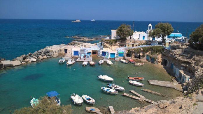 Η Μήλος ψηφίστηκε ως το καλύτερο νησί της Ευρώπης για το 2019